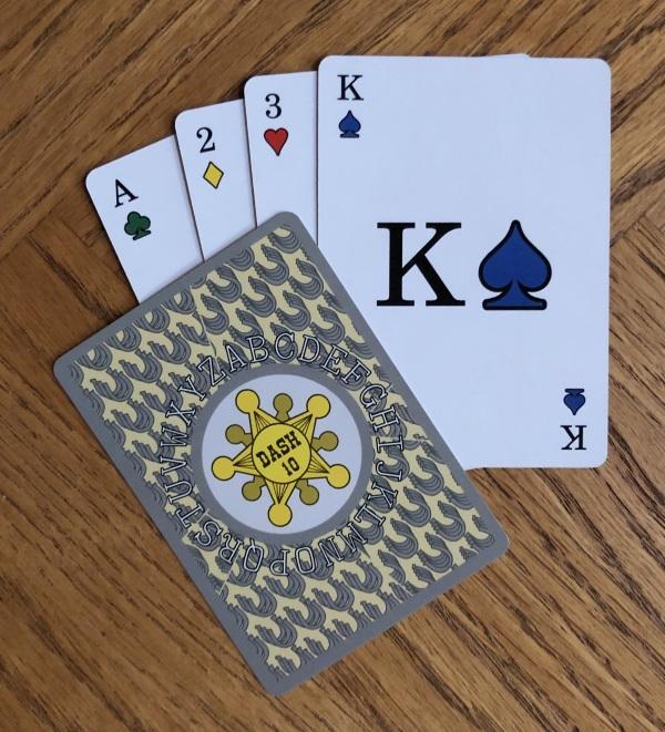DASH 10 cards